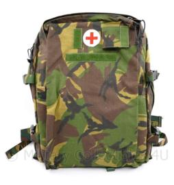 KL Woodland geneeskundige dienst tas in licht tot gebruikte staat -  49 x 40 x 15 cm - origineel