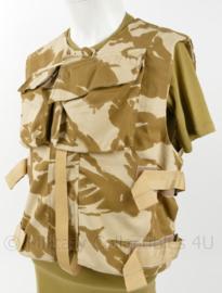 Britse leger DPM Camo Cover Combat Body Armour vest - zonder ballistische inhoud - size 180/116 - zeer licht gedragen - origineel