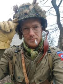US 82nd Airborne Division met Thompson