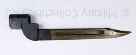 British No 9 MK I bajonet voor de Lee Enfield No.4 - naoorlogs - zeer goede staat ! -  25,5 cm - origineel