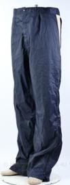 Politie regenbroek donkerblauw - maat XL - origineel