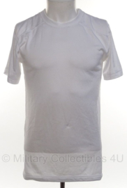 KMAR Koninklijke Marechaussee en Politie BSST vochtregulerend shirt voor kogelwerend vest - WIT korte mouw - maat 7 - origineel