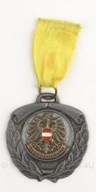 Oostenrijkse medaille - origineel