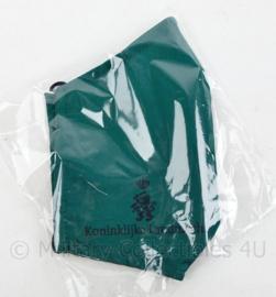 Koninklijke Landmacht groen mondkapje - origineel