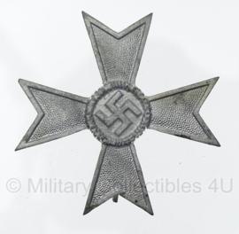 Kriegsverdienstkreuz 1e klasse zonder zwaarden