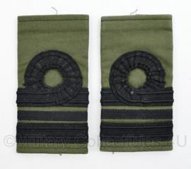Korps Mariniers GVT epauletten - Majoor der Mariniers - origineel
