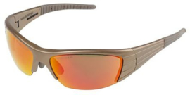 3M - Veiligheidsbril - AS AF UV PC grijs getint - EN166 2821