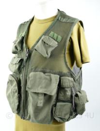 US  Survival vest mesh net SRU 21P MOD voor piloten - ook door KLU gebruikt - maat Large - origineel