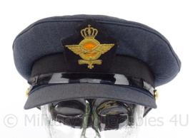 KLu Luchtmacht GLT Gala tenue pet - maat 58 - Hassing BV - origineel