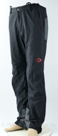 Mammut FjallRaven tactical trouser black grey 3Xdry  - maat 44 Long - origineel