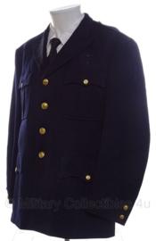 US Police uniform jacket - size Large-Short - origineel