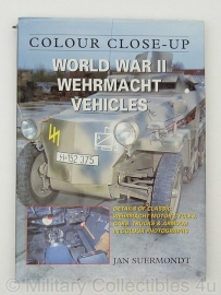 World War II Wehrmacht Vehicles