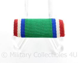 Nederlandse leger medaille baton Nieuw Guinea Herinneringskruis - 3 x 1 cm - origineel