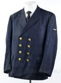 Zeldzame uniform jas Machinist Nederlandsche Spoorwegen NS - maat 52 - origineel