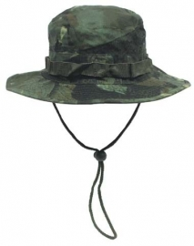 US Bush hat boonie Rip Stop - Real tree Hunter Groen camo - maat S, M of XL