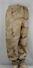 KL Nederlandse leger Bilaminaat Desert regenbroek Goretex - 7585/8090 of 7585/9000 - origineel