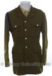 Britse uitgaans uniform jas - oud model - Size 34 - origineel