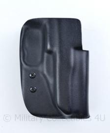 Politie of Kmar Walther P5 holster hard kunststof -11,5x8x4cm - origineel