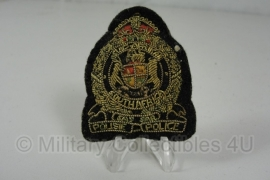 South Africa Police pet embleem - origineel