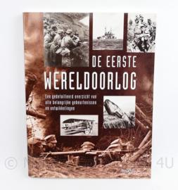 Naslagwerk De Eerste Wereldoorlog Andy West een gedetailleerd Overzicht
