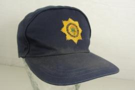 Zuid Afrikaanse politie cap - Art. 607 - origineel