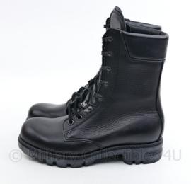 KL leger schoenen legerkisten vorig model MET gleuf in de hak - NIEUW - maat 260s = 40 smal  - origineel