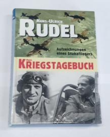 Boek Mein Kriegstagebuch Aufzeichnungen eines Stukafliegers Hans-Ulrich RUDEL