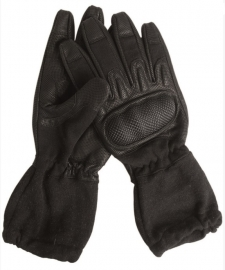 Action gloves - brandwerend en extra protective - BLACK
