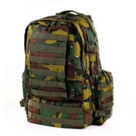 Belgische camo Assault pack Day Pack - 30 x 20 x 50 cm