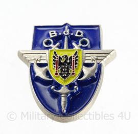 Franse Marine Infanterie (korps mariniers)  speld - origineel