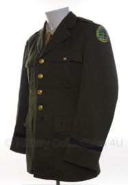 US Navy Military Academy uniform jas - maat 38 Regular - origineel