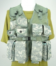 Tactical vest voor KINDEREN - ACU camo