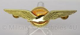 Koninklijke Luchtmacht Klu brevet Klu wing metaal