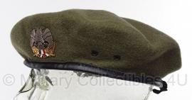 Yugoslavische leger baret - maat 59 - origineel