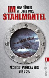 Boek Im Stahlmantel - Als U-Boot-Fahrer an Bord von U-505