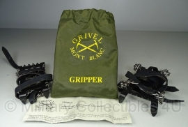 Winter schoen ombind ijzers - ONGEBRUIKT - Mammut Grivel Gripper Mont Blanc