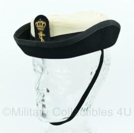 KM Koninklijke Marine dames hoed met origineel insigne - maat 55  - origineel