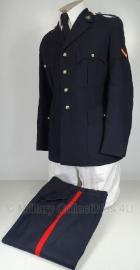 Korps Mariniers Barathea DT jas met broek marinier 1ste klasse - maat 51 - origineel