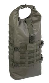Navy Seals Tactical Dry Bag 2022 model - 35 liter -  GREEN