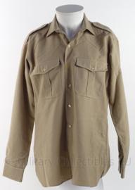 US Officer model overhemd - duitse makelij - maat 40 - origineel