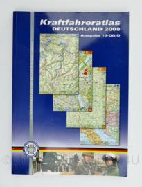 Bundeswehr kraftfahreratlas Deutschland ausgabe 10-DGID