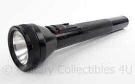 Militaire Streamlight SL 20X - D cell oplaadbare lamp MET oplader - afmeting 33 x 6 cm - origneel