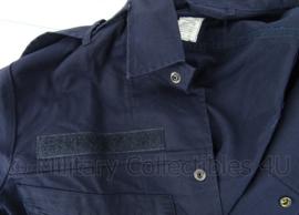 Donkerblauwe zomer uniform jas basis BT boordtenue (ex marine) - zonder insignes - veel op voorraad - origineel