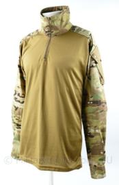 Dutch Tactical Gear lite Combat Shirt Multicam UBAC shirt met afritsbare mouwen multicam - maat S - NIEUW - origineel