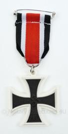 WO2 Duits IJzeren kruis 1939 2e klasse EK2 - met swastika - replica