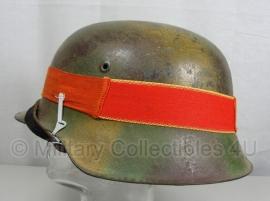 Duitse helm MANÖVERBAND - origineel