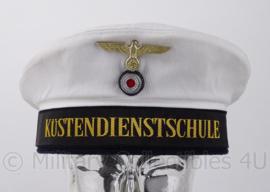 WO2 Duitse Kriegsmarine matrozen Muts - Kustendienstschule - maat 57 - replica