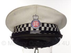 Britse politie pet Essex police cap - maat 58 (7 1/4) - origineel
