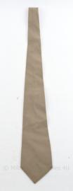WO2 US Army officers stropdas  - origineel