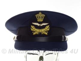 KLU Luchtmacht pet Onderofficier - topstaat - nieuwste model - maat 61 - origineel